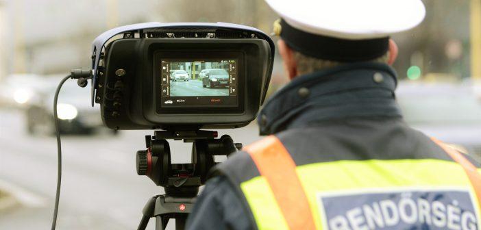 Április 21–22-én egyszerre fog működni a Véda rendszer 160 kamerája szerte az országban.
