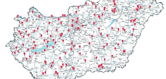 véda kapu térkép Élesedik a Véda   országos térkép! | ZSEBREMEGY.HU