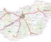 Fizetős utak térképei – 2018-ban melyik megyében hol kell fizetni?