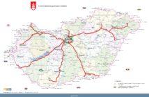 Országos térkép